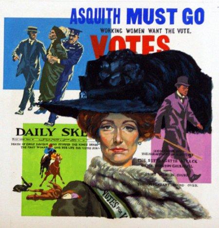Emmeline Pankhurst, un combat pour le vote des femmes