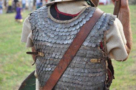 Une supériorité matérielle des Bretons au combat