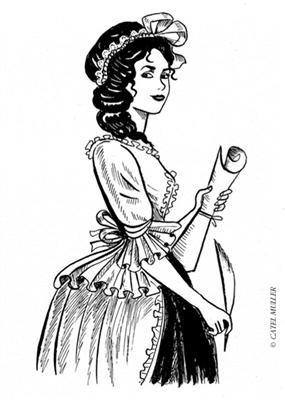 Olympe de Gouges, la pionnière du féminisme en France