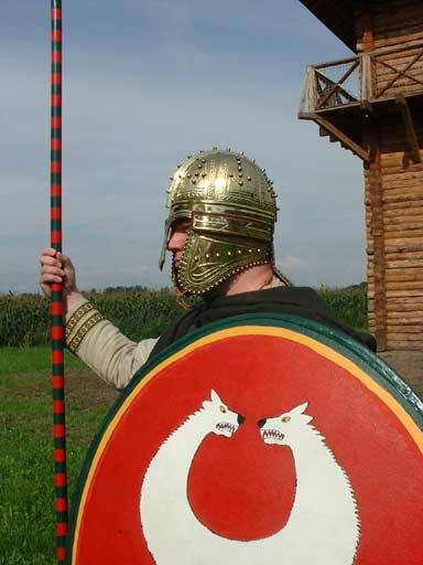 Les forces frontalières, un atout dans la tactique militaire de l'Antiquité tardive