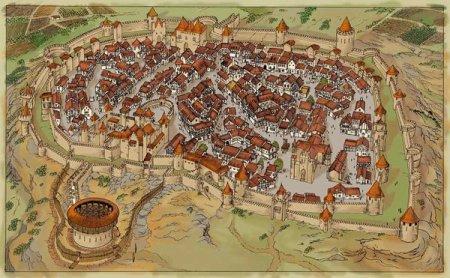Carcassonne, une ville riche en histoire