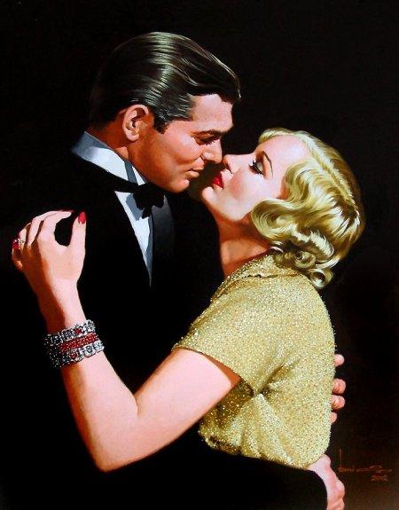 Clark Gable, le «King of Hollywood»