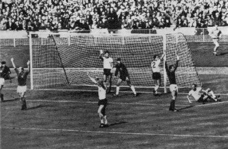1966, ou comment la coupe du Monde fut offerte à l'Angleterre