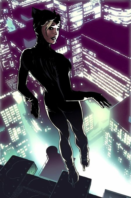 Holly Robinson, l'alter ego de Catwoman