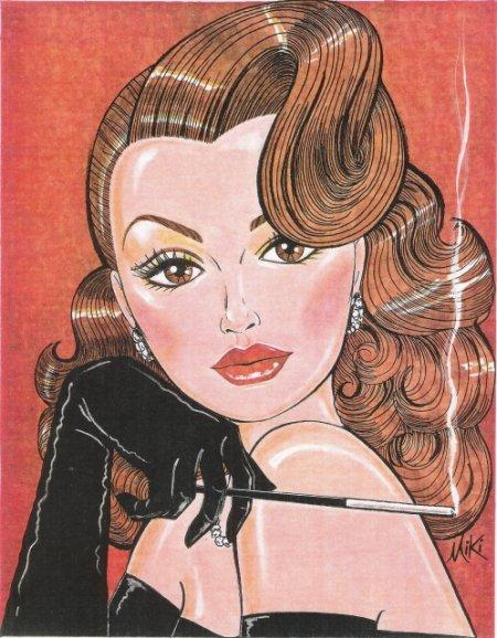 Rita Hayworth, derrière la beauté les fêlures