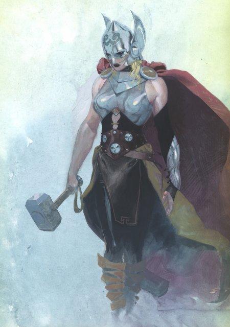 Thor est une femme