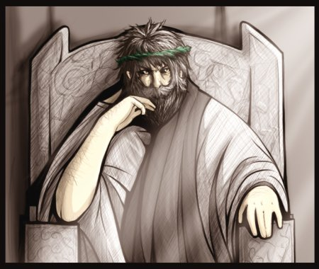 ¼dipe, un personnage de mythologie qui cache un roi mycénien