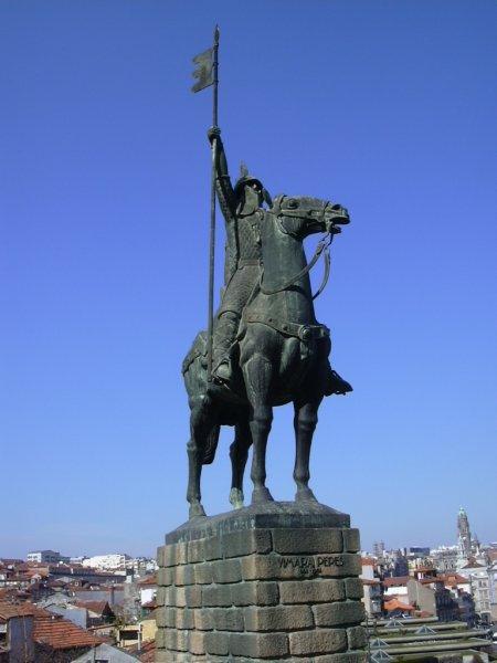 Vimara Peres, le premier comte de Portucalense