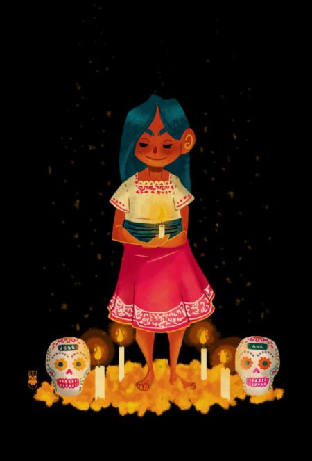 Le Dia de los Muertos, la Toussaint mexicaine