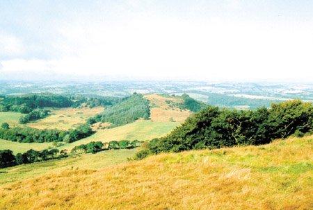 Bowden Hill, et si la bataille du mont Badon se trouvait en Écosse ?