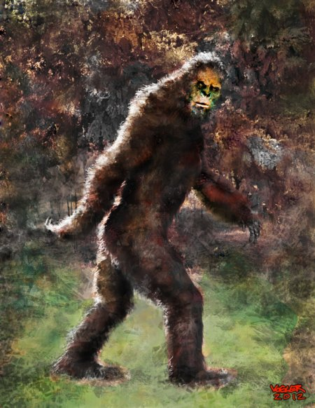 Bigfoot, un mythe qui a la vie dure