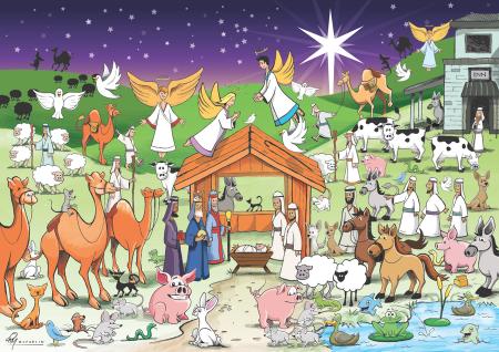 Jésus, né à Bethléem ?