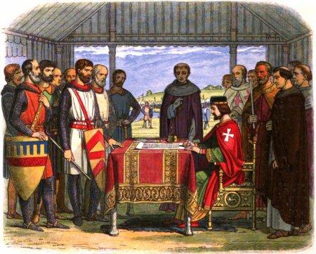 La Magna Carta, une charte des libertés anglaises ?