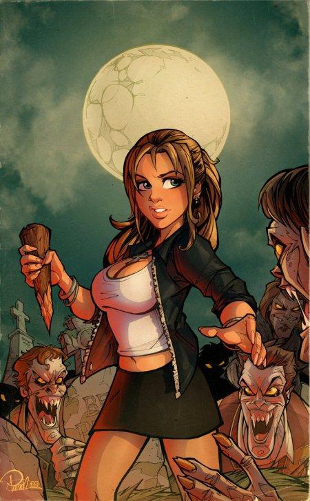 Ce qu'aurait pu être le film Buffy, tueuse de vampire
