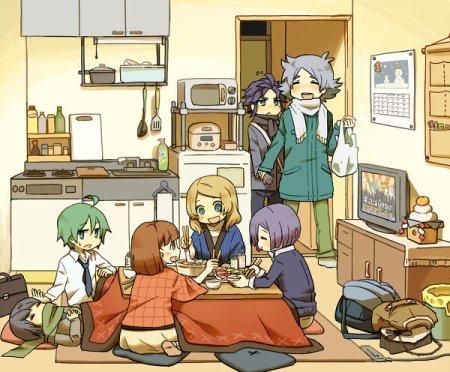 Le réveillon du Nouvel An au Japon