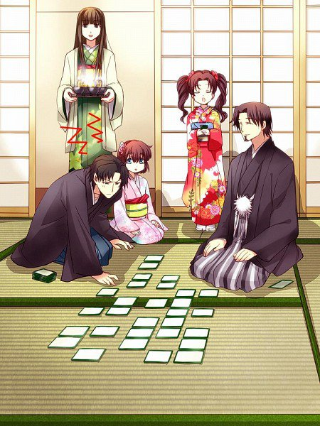 Le Nouvel An au Japon