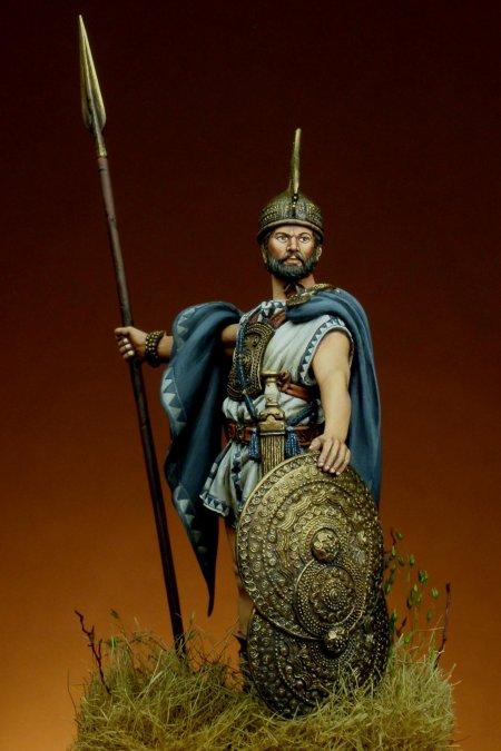 Romulus, fondateur de Rome ?