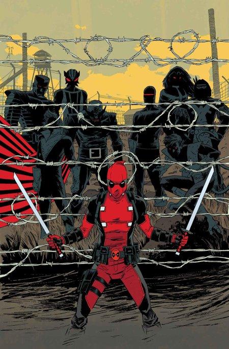 Deadpool, l'antihéros qui brise le quatrième mur
