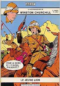Churchill, un guerrier en politique