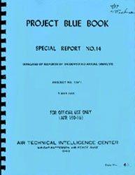 Le Projet Livre Bleu, ou comment le gouvernement américain s'est intéressé aux Ovnis