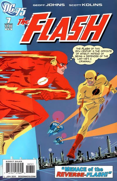 Le Professor Zoom, le Reverse Flash