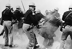 Les marches de Selma, le point culminant de la lutte des droits civiques