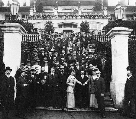 La Journée internationale des femmes de 1911