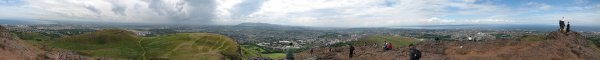 L'Arthur's Seat à Édimbourg : Camelot au Nord ?