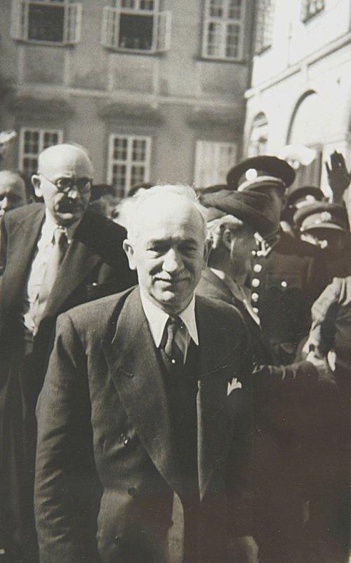 Edvard Bene¨ : la Tchécoslovaquie dans la paix et dans la guerre