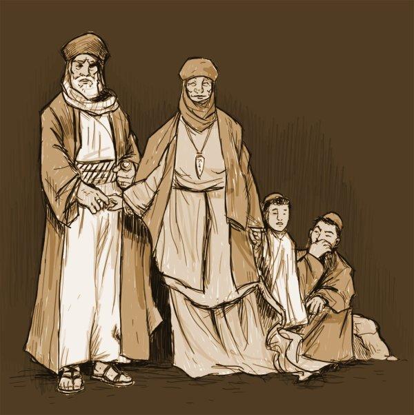 Abraham, un personnage des plus obscurs
