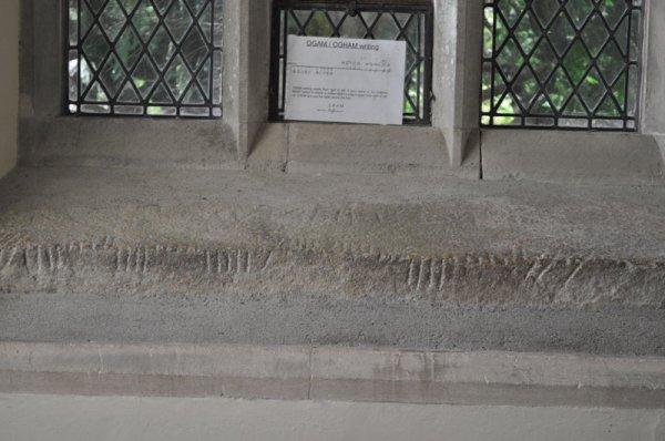 La pierre de Maglocunus