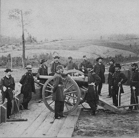 La guerre de sécession (1861-1865) : l'Amérique déchirée (partie 1)