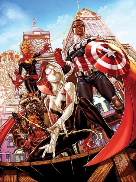 Carol Danvers, la plus grand héroïne de la Terre