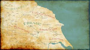 Eliffer Gosgorddfawr, le puissant chef du royaume d'Ebrauc