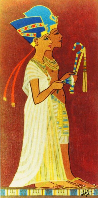 Akhenaton, l'auteur du premier monothéisme