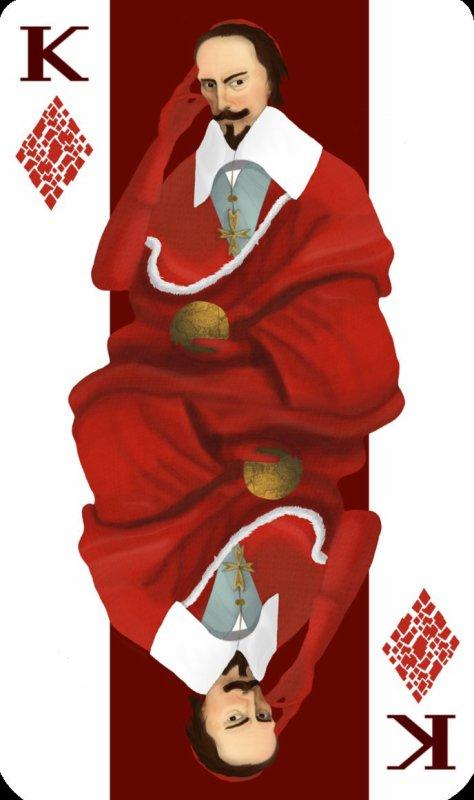 Mazarin : le Maître du jeu
