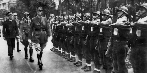 Le 14 juillet 1940, un événement qui s'est avéré fondateur pour la résistance française