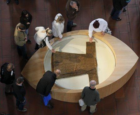La sainte tunique de Trèves en Allemagne, une relique dont on doute de l'authenticité