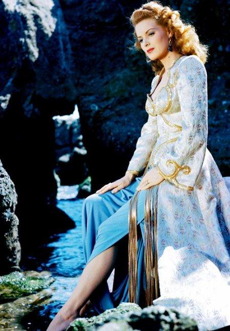 "Maureen O'Hara, ""la reine du Technicolor"""