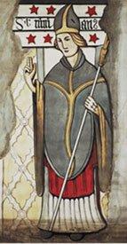 Ninian, le propagateur du christianisme en Écosse