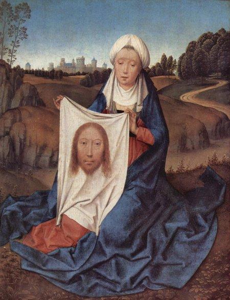 Le voile de Véronique, une relique que l'on aimerait croire authentique