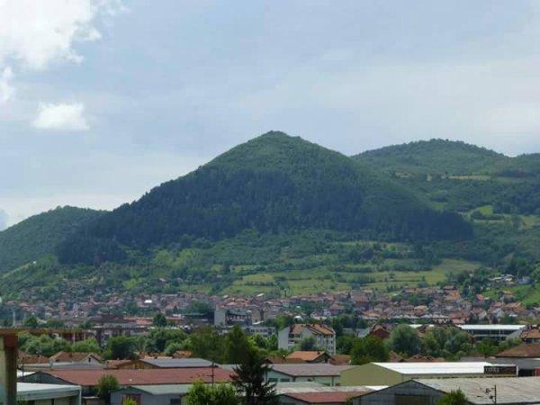 Des pyramides en Bosnie ?