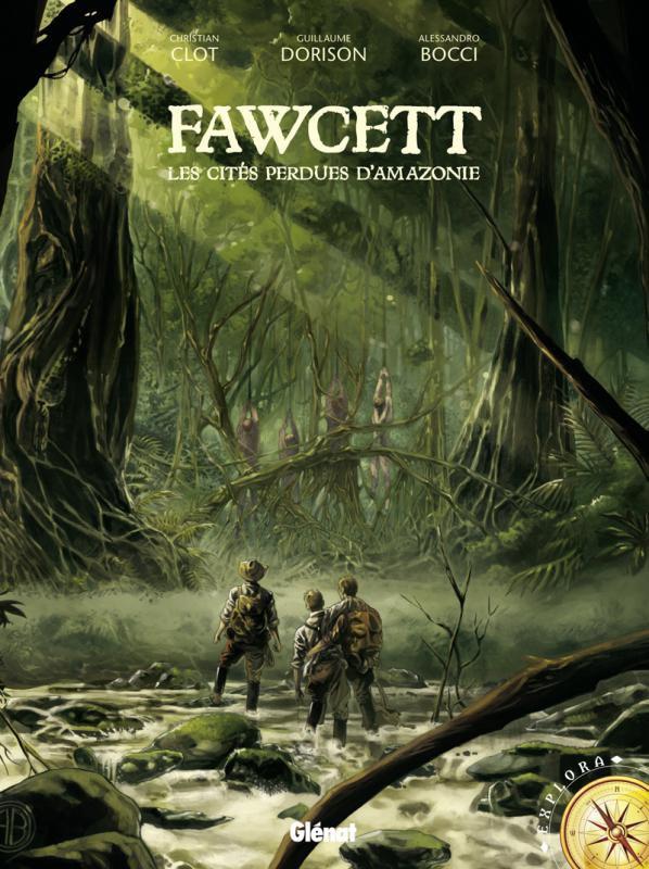 Percy Fawcett, un explorateur à la recherche de la cité perdue de Z