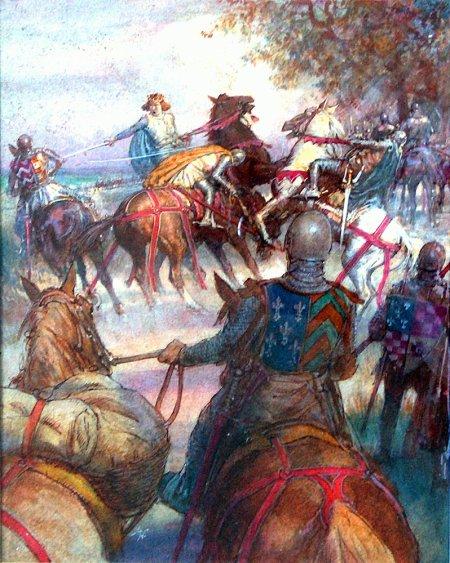 Charles VI, du Bien Aimé au Fou