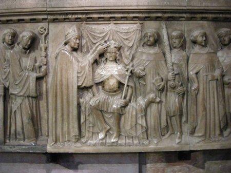 La Couronne de fer de Lombardie : une couronne votive transformée en relique