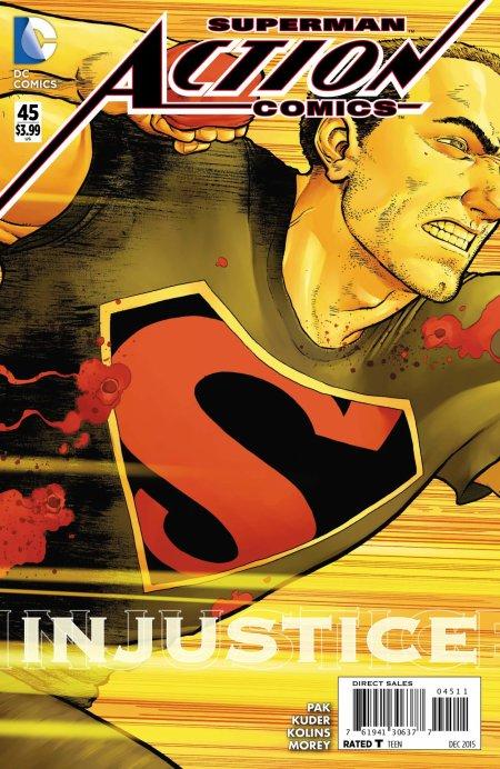 Superman change d'identité secrète