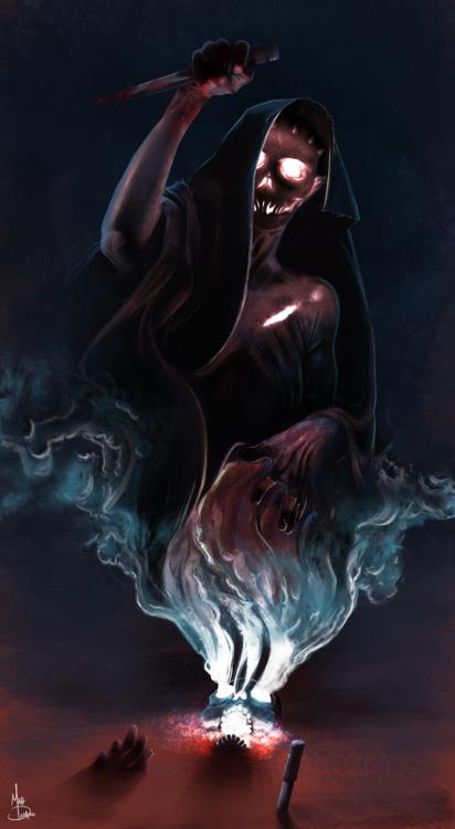 L'edimmu, l'ancêtre du vampire
