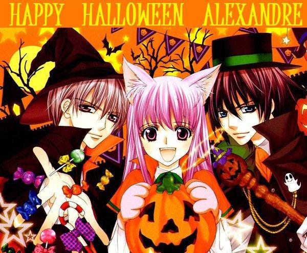 Bon Halloween !