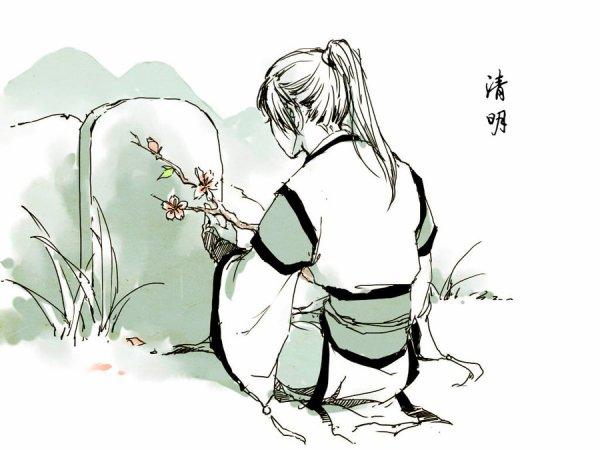 La fête des défunts en Chine