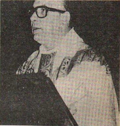 Mgr Enrique Angelelli, mort pour avoir défendu les plus faibles